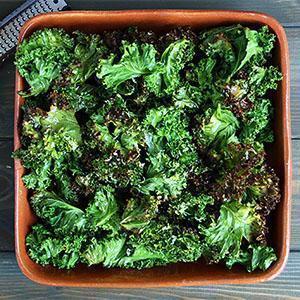 Cripsy Kale