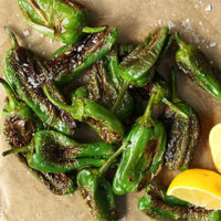 Keto Padron Peppers