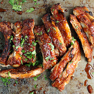 Low carb Ribs