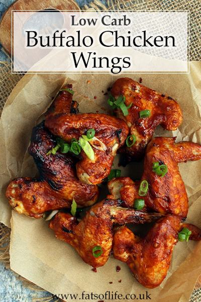 Low-carb Buffalo Wings
