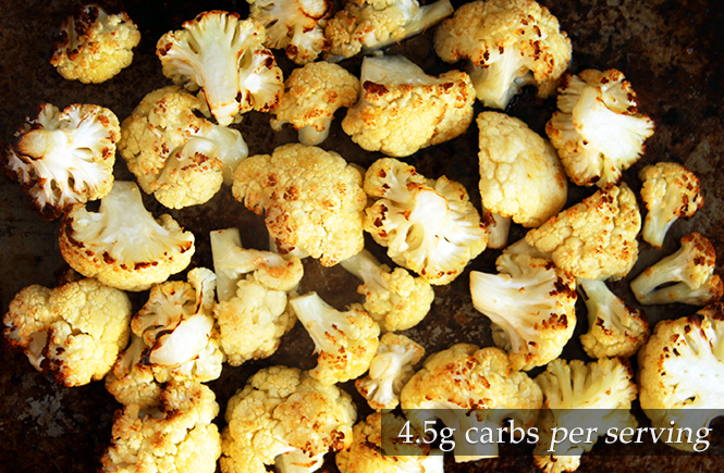 Keto Coconut Cauliflower