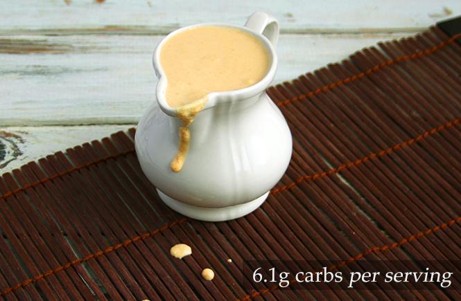 Cashew Nut Cheese Sauce