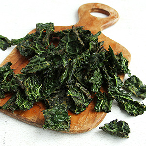 Keto Kale Chips