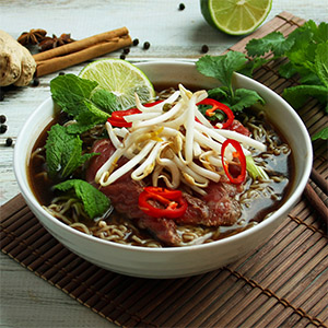 Low carb Pho Bo