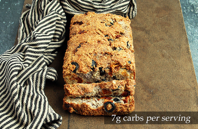 Olive and Sundried Tomato Bread