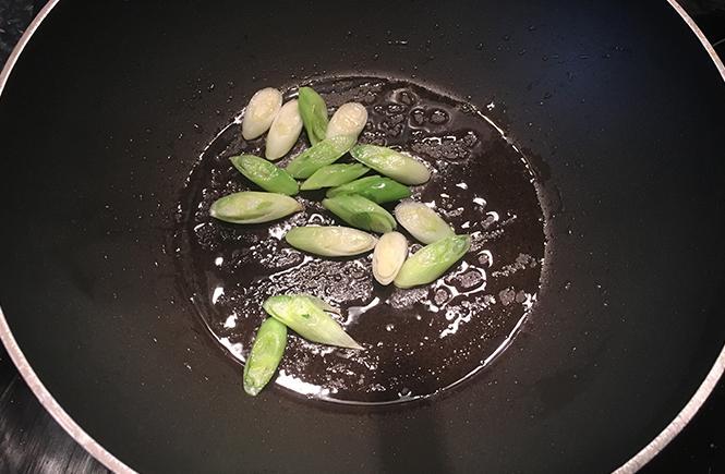 Spring Onion Scramblies