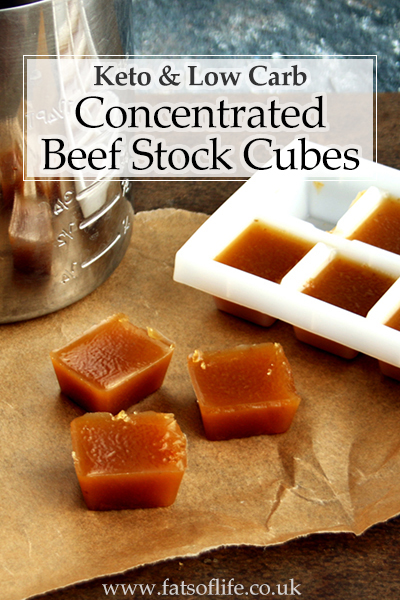 Concentrated Beef Stock Cubes