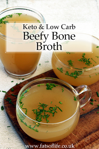 Beefy Bone Broth: Elixir of Life