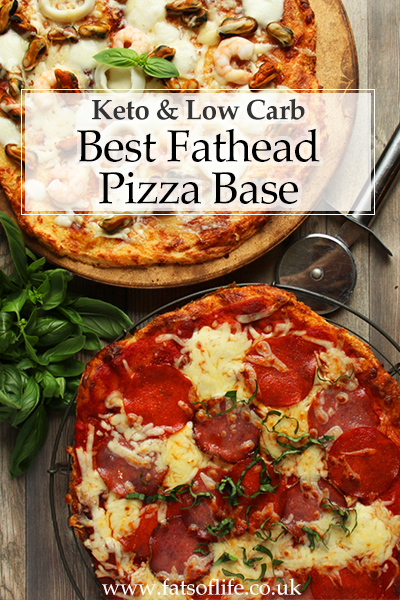 Fathead Dough Pizza Base