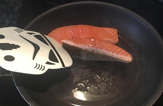 Keto Salmon Coconut Milk