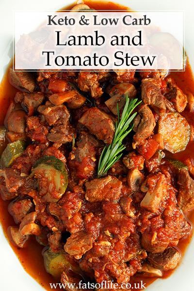 Ronald\'s Lamb & Tomato Stew