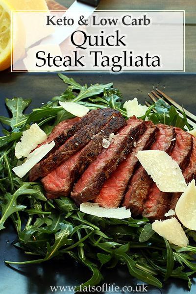Steak Tagliata (Keto)