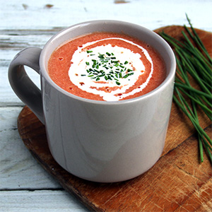 Cream of Tomato Cup of Soup