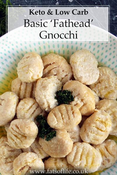 Keto Gnocchi