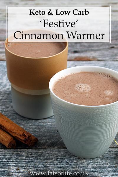 Festive Cinnamon Warmer