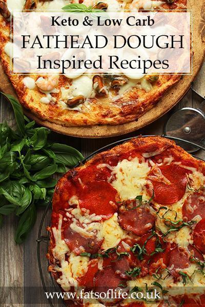 Keto Fathead Dough-inspired Recipes
