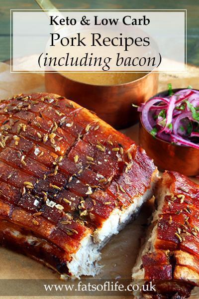 Keto Pork Recipes