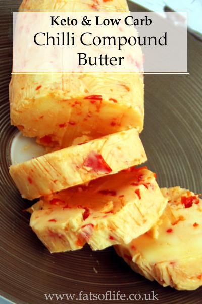 Chilli Compound Butter (Keto)