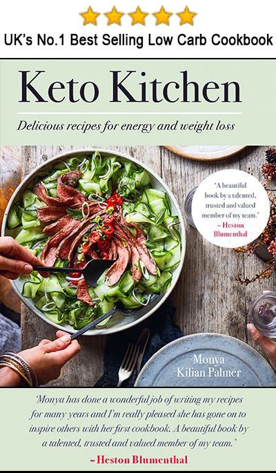 KETO KITCHEN by Monya Kilian Palmer